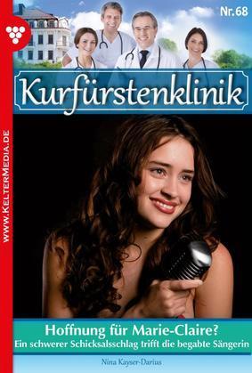 Kurfürstenklinik 68 - Arztroman