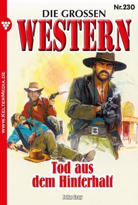 Die großen Western 230 – Western