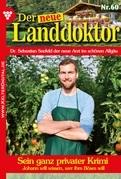 Der neue Landdoktor 60 – Arztroman