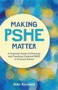 Making PSHE Matter