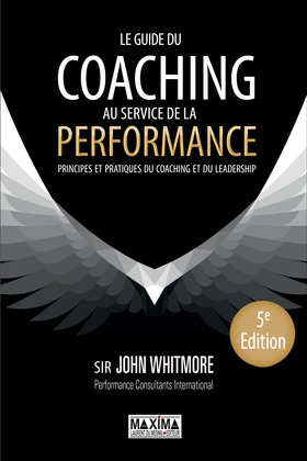 Le guide du coaching au service de la performance