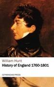 History of England 1760 - 1801