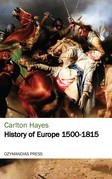 History of Europe 1500-1815