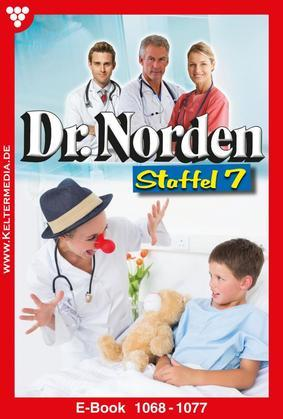 Dr. Norden Staffel 7 - Arztroman