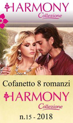 Cofanetto 8 romanzi Harmony Collezione - 15