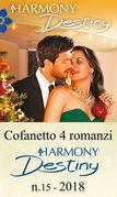 Cofanetto 4 romanzi Harmony Destiny - 15