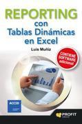 Reporting con tablas dinámicas en Excel