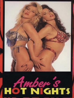 Amber's Hot Nights (Vintage Erotic Novel)