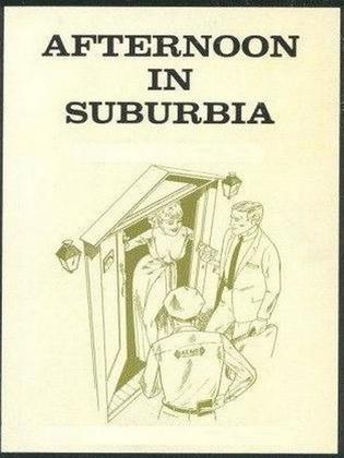 Afternoon In Suburbia (Vintage Erotic Novel)