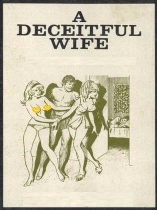 A Deceitful Wife (Vintage Erotic Novel)