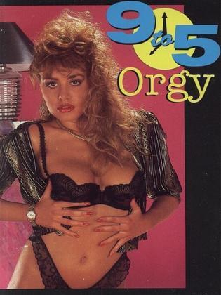 9 To 5 Orgy (Vintage Erotic Novel)