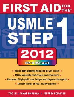 First Aid for the USMLE Step 1 2012