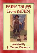 FAIRY TALES from SPAIN - 19 Illustrated Spanish Children's Stories