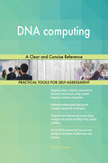 DNA computing: A Clear and Concise Reference