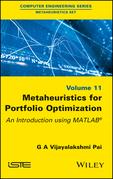 Metaheuristics for Portfolio Optimization: An Introduction using MATLAB