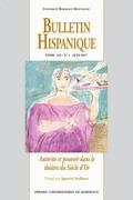 Bulletin Hispanique - Tome 119 - N°1 juin 2017