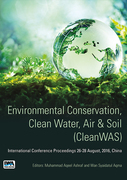 Environmental Conservation, Clean Water, Air & Soil (CleanWAS)