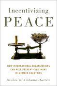 Incentivizing Peace