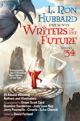 Writers of the Future Volume 34