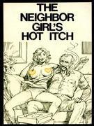 The Neighbor Girl's Hot Itch (Vintage Erotic Novel)