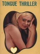 Tongue Thriller (Vintage Erotic Novel)