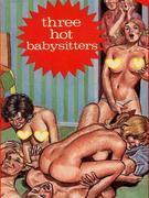 Three Hot Babysitters (Vintage Erotic Novel)