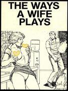The Ways A Wife Plays (Vintage Erotic Novel)