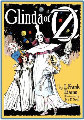 The Illustrated Glinda of Oz