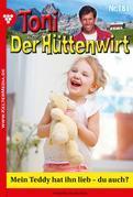 Toni der Hüttenwirt 181 – Heimatroman