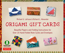 Origami Gift Cards Ebook