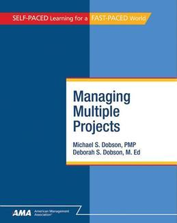 Managing Multiple Projects: EBook Edition