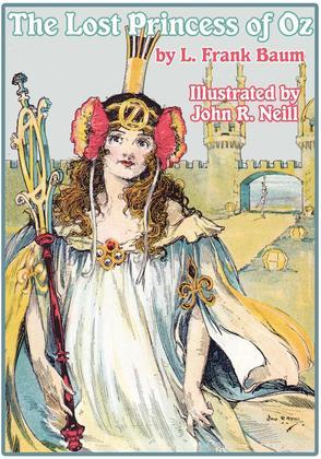 The Illustrated Lost Princess of Oz