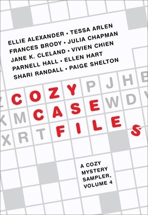 Cozy Case Files: A Cozy Mystery Sampler, Volume 4