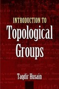 Introduction to Topological Groups