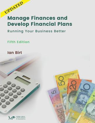 Manage Finances and Develop Financial Plans
