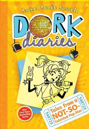 Dork Diaries 3 (Enhanced eBook Edition)