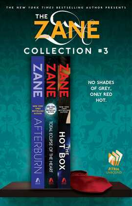 The Zane Collection #3: Afterburn, Total Eclipse of the Heart, and The Hot Box