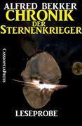 Chronik der Sternenkrieger - Leseprobe