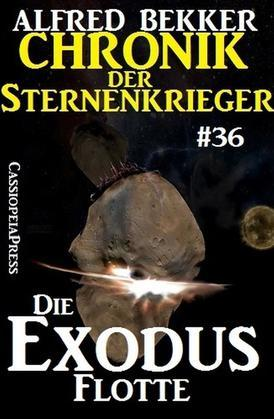 Chronik der Sternenkrieger 36: Die Exodus-Flotte