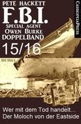 FBI Special Agent Owen Burke Folge 15/16 - Doppelband