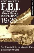 FBI Special Agent Owen Burke Folge 19/20 - Doppelband