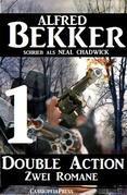 Double Action 1 - Zwei Romane