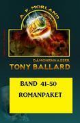 Tony Ballard Band 41 bis 50 Romanpaket