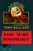 Tony Ballard Band 51 bis 60 Romanpaket