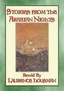 STORIES FROM THE ARABIAN NIGHTS - lavishly illustrated children's tales