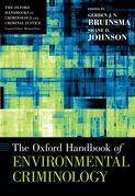 The Oxford Handbook of Environmental Criminology