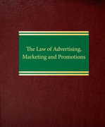 The Law of Advertising, Marketing and Promotions