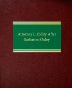 Attorney Liability After Sarbanes-Oxley