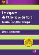 Les espaces de l'Amérique du Nord