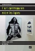 L'art contemporain entre les lignes